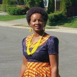 Dr Lydiah Maingi